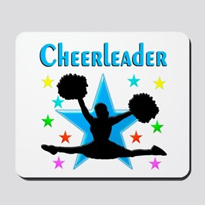 BEST CHEERLEADER Mousepad