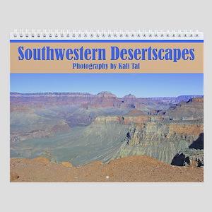 Desertscapes Photo Wall Calendar