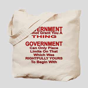 Cannot Grant You A Thing Tote Bag