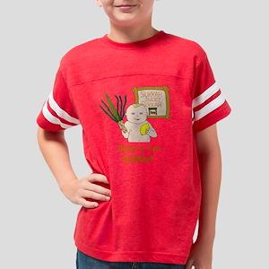Babys 1st Sukkot Blonde Youth Football Shirt