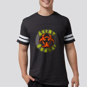 Agent Orange Mens Football Shirt