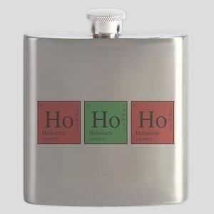 Chemistry Ho Ho Ho Flask