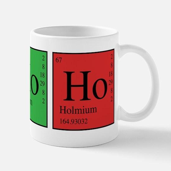 Chemistry Ho Ho Ho Mug