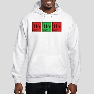 Chemistry Ho Ho Ho Hoodie