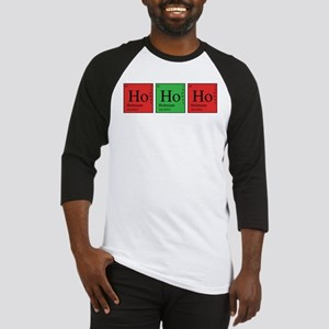 Chemistry Ho Ho Ho Baseball Jersey