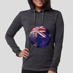 Australian Football Womens Hooded Shirt