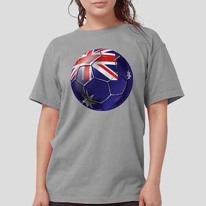 Australian Football Womens Comfort Colors Shirt