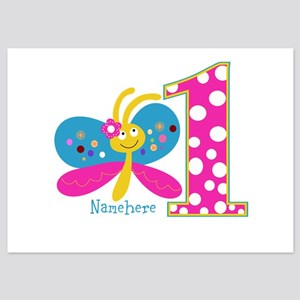 1st Birthday Invitations And Announcements