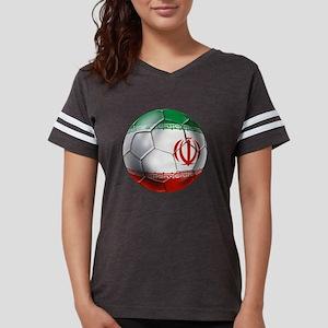 Iran Soccer Ball Womens Football Shirt