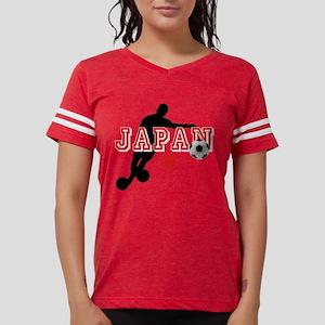 Japan Soccer Player Womens Football Shirt
