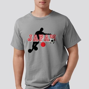 Japan Soccer Player Mens Comfort Colors Shirt