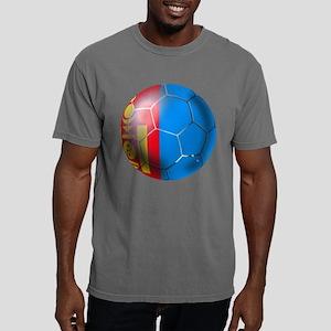 Mongolian Football Mens Comfort Colors Shirt