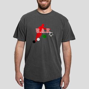 UAE Football Player Mens Comfort Colors Shirt