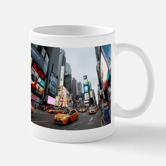 Super! Times Square New York - Pro Phot Mug
