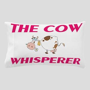 The Cow Whisperer Pillow Case