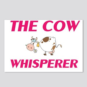 The Cow Whisperer Postcards (Package of 8)