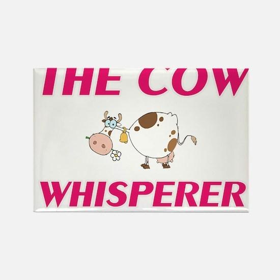 The Cow Whisperer Magnets