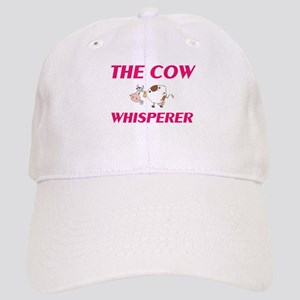 The Cow Whisperer Cap