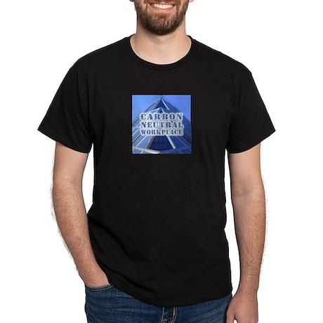 Green Building Dark T-Shirt