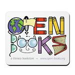 Open Books Mousepad
