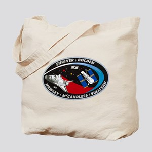 STS-31 Discovery Tote Bag