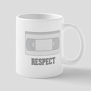 Respect the Video Tape Mug
