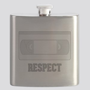 Respect the Video Tape Flask