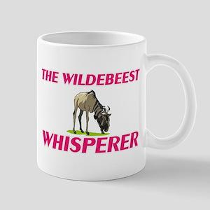 The Wildebeest Whisperer Mugs