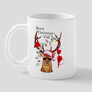 Christmas Bubba Deer Mug
