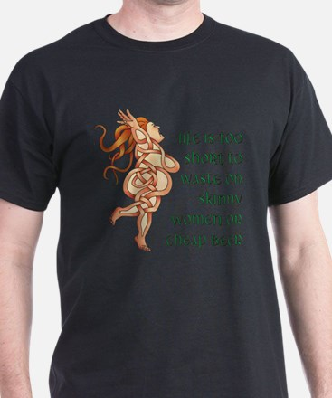 Goddess Motto T-Shirt