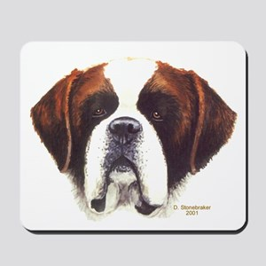 Big Daddy St Bernard Mousepad