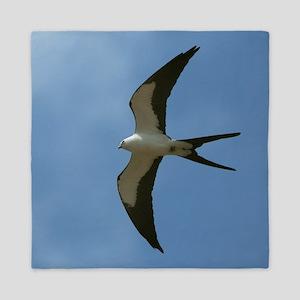 Swallow-tailed Kite Queen Duvet