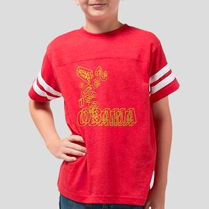 WIREOBAMA Youth Football Shirt