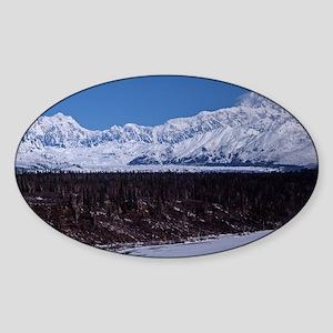 Denali 9323 Sticker (Oval)