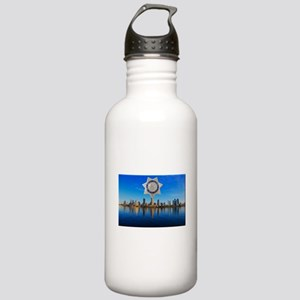 San Diego Sheriff Skyline Water Bottle