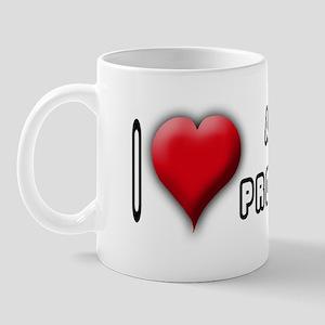 I Love (Heart) Astral Project Mug