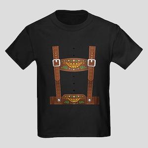 Lederhosen Oktoberfes T-Shirt