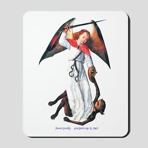 Archangel Michael -6- Mousepad