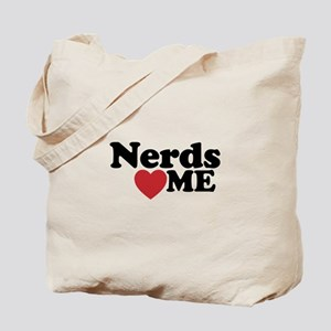 Nerds Love Me Tote Bag