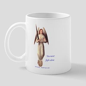 Archangel Michael - Left Handed - Mug
