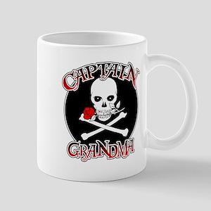 Captain Grandma Mug