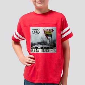 Vernelles Motel Youth Football Shirt
