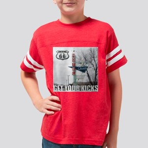 Oasis Motel Youth Football Shirt