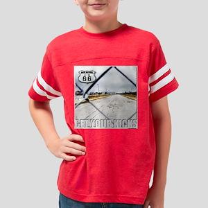 11th Street Bridge Youth Football Shirt