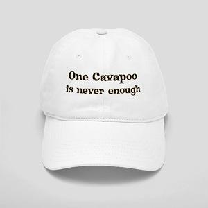 One Cavapoo Cap