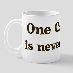 One Cavapoo Mug