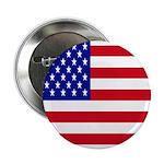 American Flag 2.25 Button