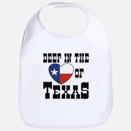 Deep in the Heart of Texas Bib