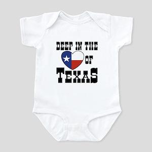 Deep in the Heart of Texas Infant Bodysuit