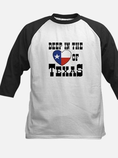 Deep in the Heart of Texas Kids Baseball Jersey